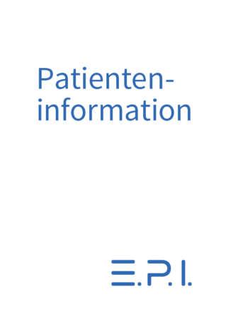 Patienteninformation (öffnet PDF in neuem Fenster)